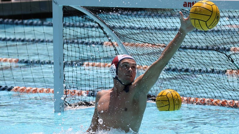 Water Polo Has Home Opener This Week